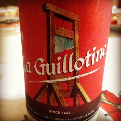 beer,awesome,guillotine,funny
