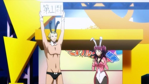 Fanservice At It's Finest Level