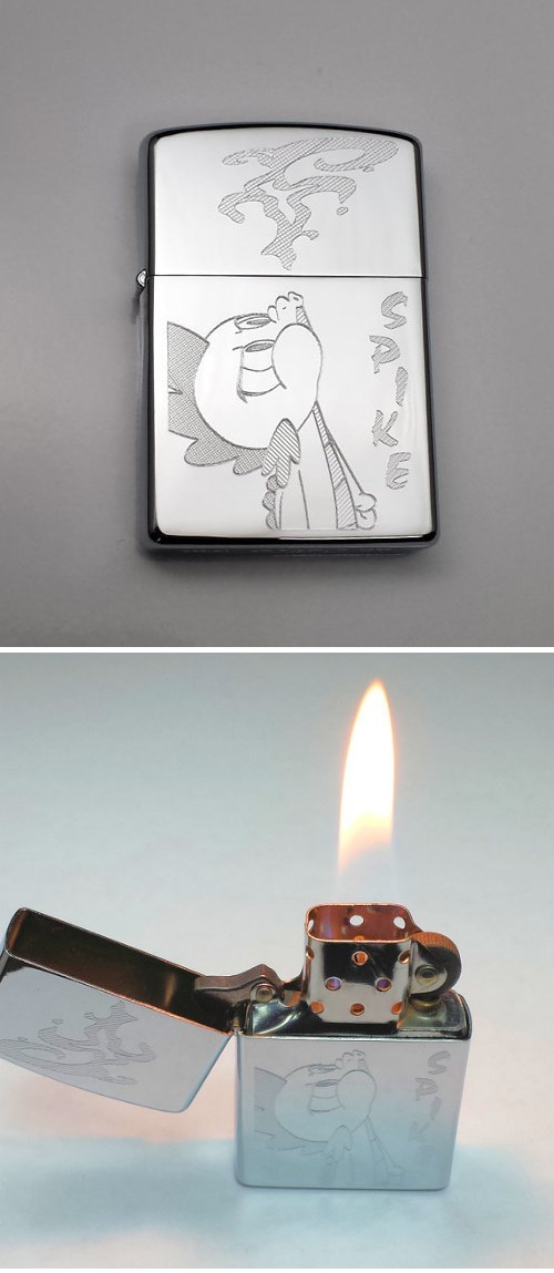 Spike Lighter Sends Everything You Burn To Princess Celestia