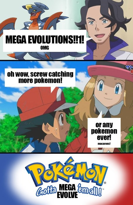The XY Anime in a Nutshell