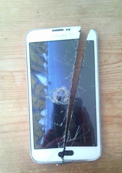 One iPhone, Slightly Used, Minor Cuts