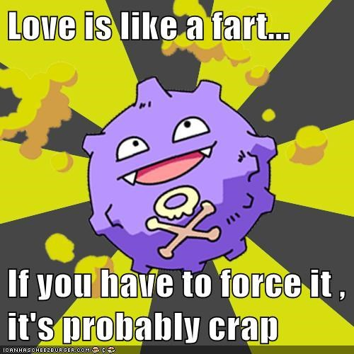 Koffing Gives Great Advice