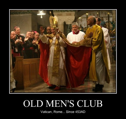 OLD MEN'S CLUB