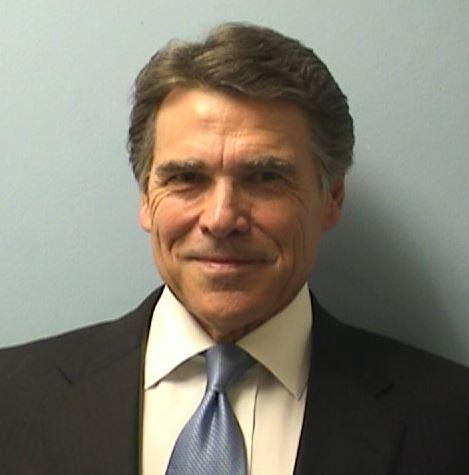 The Internet Had a Lot of Fun With Rick Perry's Mugshot