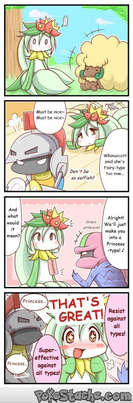 Making Liligant happy