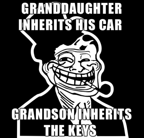 R.I.P. Troll Grandpa