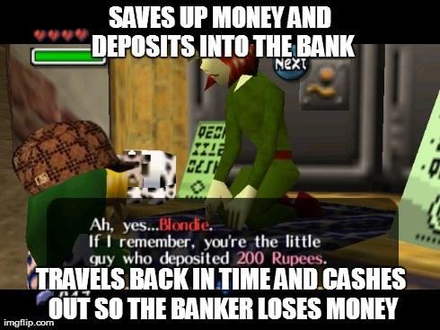 Scumbag Link