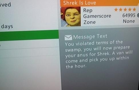 shrek is love,xbox live,shrek is life,xbox,video games,shrek