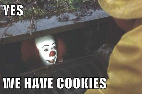 YES  WE HAVE COOKIES