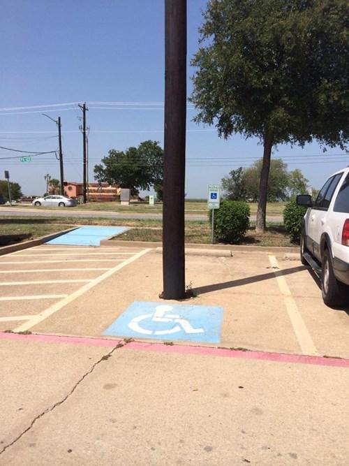 Parking Denied