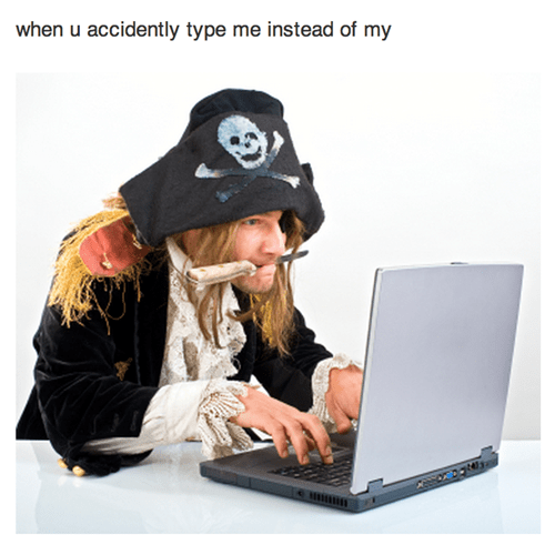 whoops,typing,pirates,failbook,g rated