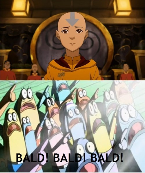 Someone Knows How to Play the Aang-les