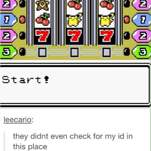 Gambling Away the Pain