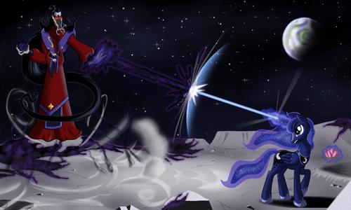 Moon Fight