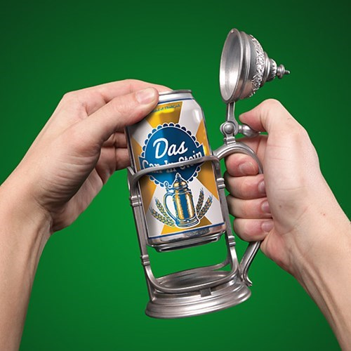 Turn Your Can Into a Stein!