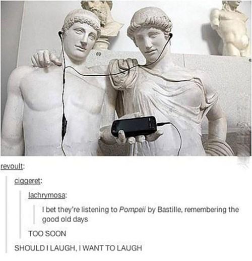 Vesuvius Would be Pleased