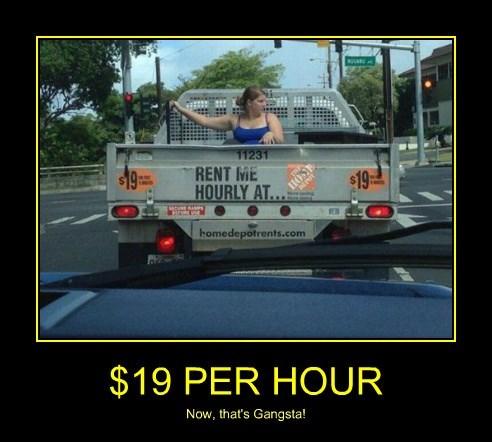 $19 PER HOUR