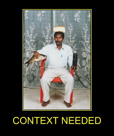 CONTEXT NEEDED