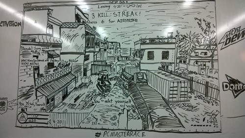 montage parodies,call of duty,drawings