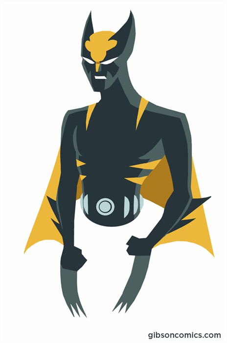 Bat-Claw Beyond