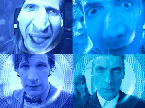 How The Daleks See The Doctor