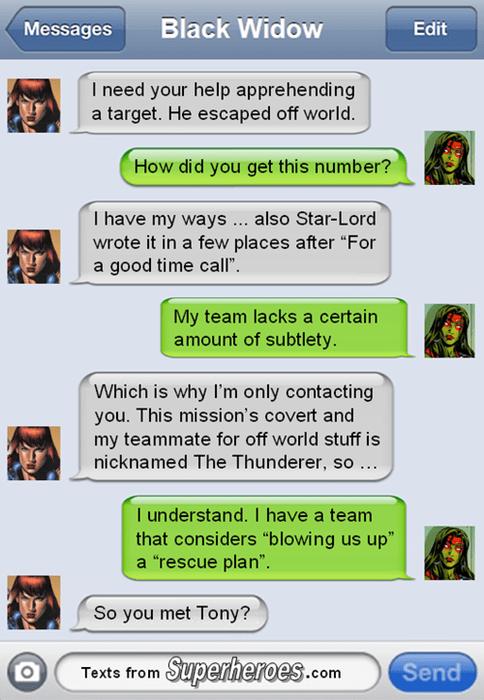 Transcript From Avengers 3