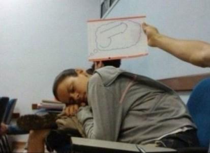 class,school,sleeping
