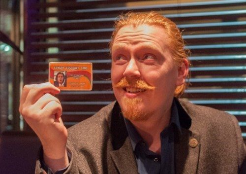 "This Scotsman Received a ""Ginger Discount Card"" as a Joke, but Now It's Working"