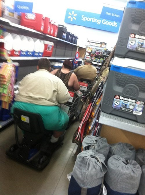 obesity,Walmart,sporting goods