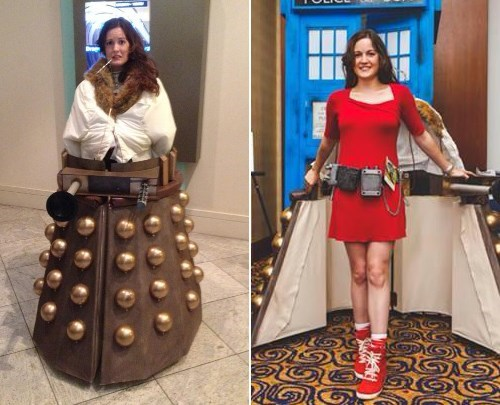 The Evolution of Soufflé Girl in One Cosplay