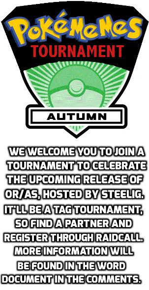 autumn,Pokémemes,tournament