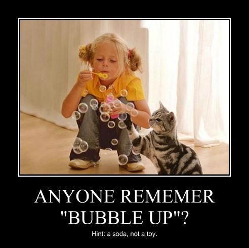 """ANYONE REMEMER """"BUBBLE UP""""?"""