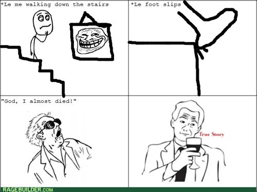 stairs,true story