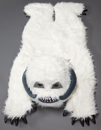 The Wampa is a Lot Less Threatening in Rug Form