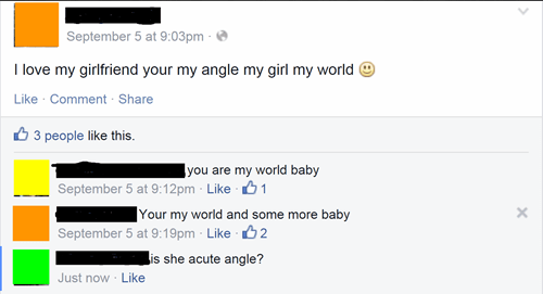 What's Your Angle Here?