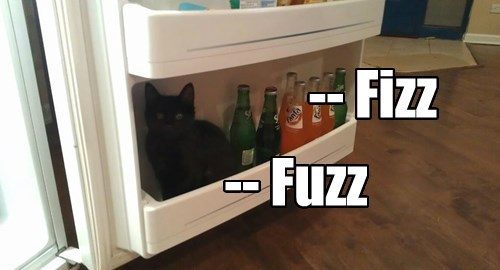 That cola has a fuzz.