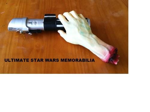 Ultimate Star Wars Memeorabilia