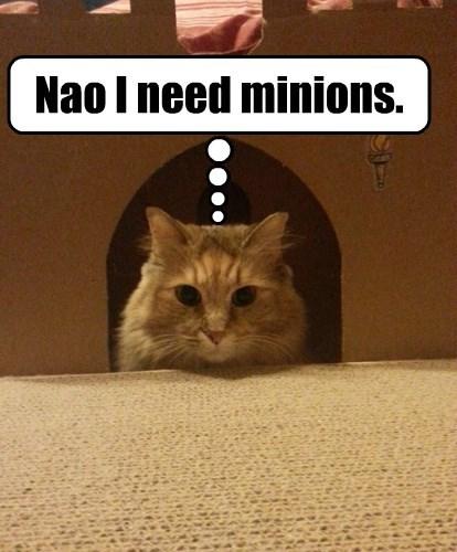 Will U be my minion?