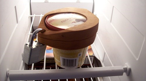 How to Keep Ice Cream in the Office Freezer