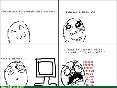 Account Rage