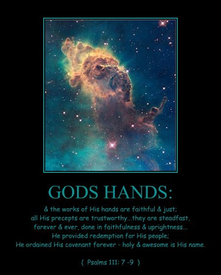 GODS HANDS: