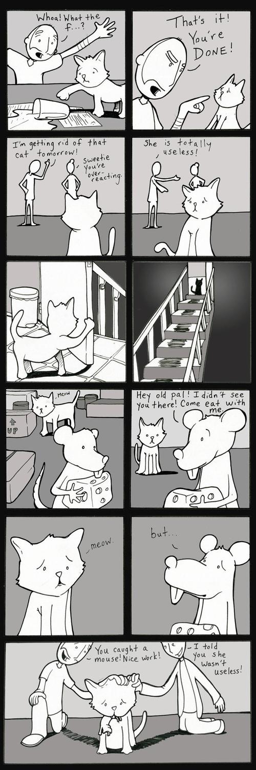 sad but true,mice,Cats,web comics