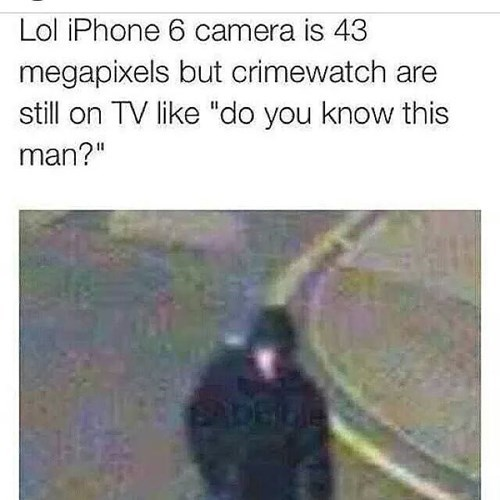 Strap Some iPhones to CCTV Cameras, We'll be Better off