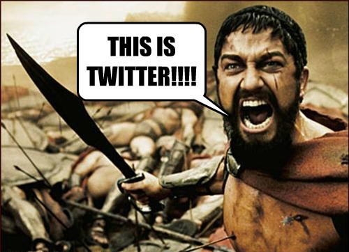 THIS IS TWITTER!!!!
