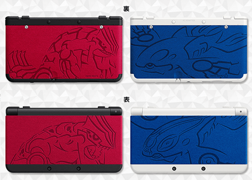nintendo,ORAS,new 3ds