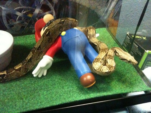 Leaked Footage of Snakes New Move Sets In Smash Bros WiiU