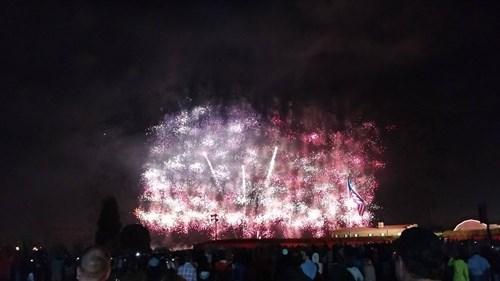 baltimore,fireworks