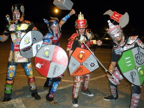 Beer Knights: The Guardians of Good Times