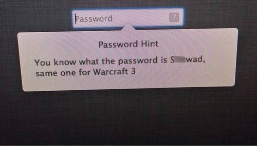 One Way to Not Forget Your Password