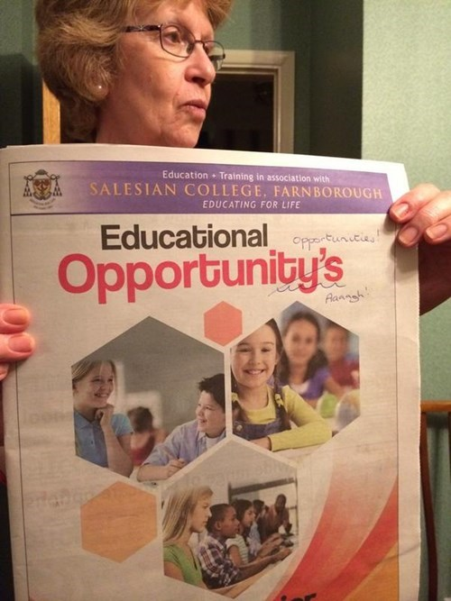 The Educated Are Really Not Going to Like This Advertisement for Education